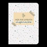 CADERNETA INSPIRAÇÃO - PONTILHADO