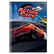 Caderno Brochura Cars Vermelho