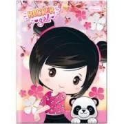 Caderno Brochura  Panda