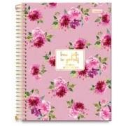 Caderno Floral 01 Mat