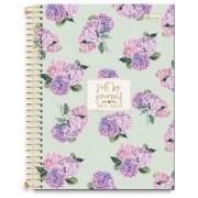 Caderno Floral 10 Mat