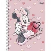 Caderno Minnie Light Universitário 10 Matérias- TILIBRA