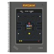 Caderno Pac Man Tilibra 1 Materia