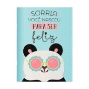 Caderno Pontilhado Pont Panda