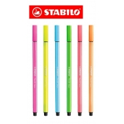 Caneta Stabilo Pen 68 NEON