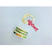 KIT WASHI TAPE FRUTA 3 UNIDADES