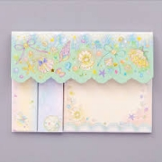 Notas Adesivas FUNDO DO MAR