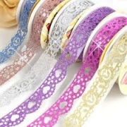 Washi Tape de Renda-