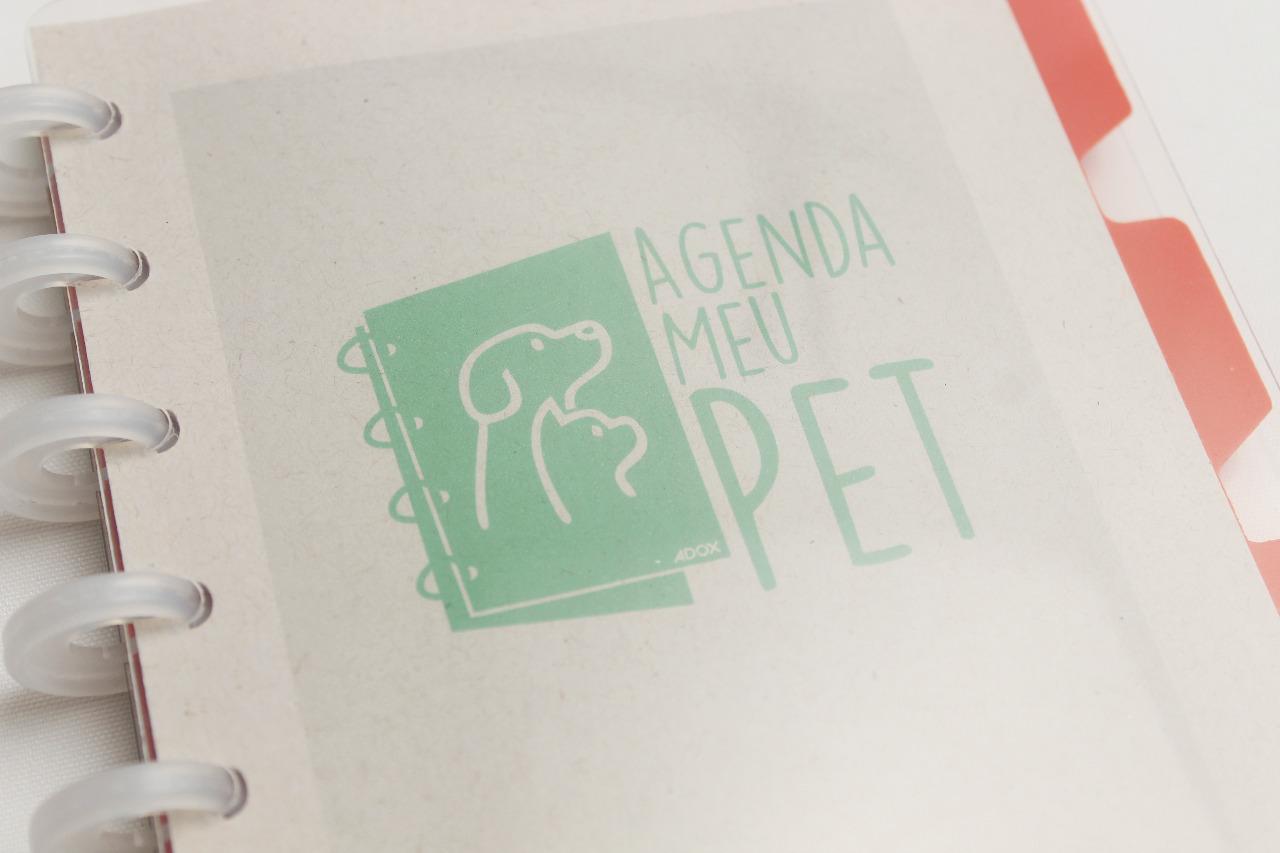 AGENDA MEU PET A5 - ADOX