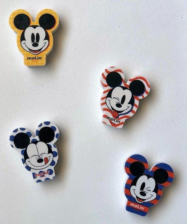 Borracha Molin Mickey Mouse