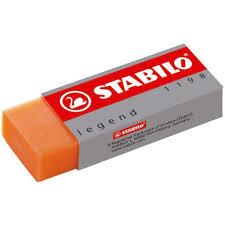 Borracha Stabilo Legemd