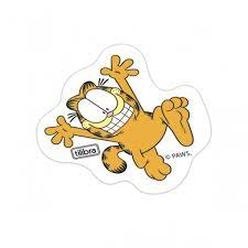 Borracha  Tilibra Garfield