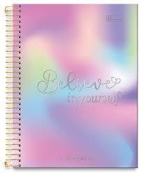 Caderno Bellieve 01 Mat