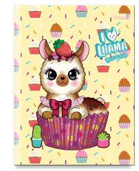 Caderno Brochura Cup Cake