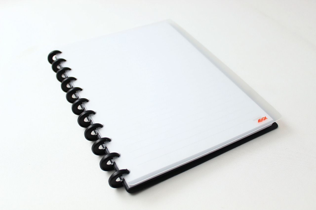 Caderno Inteligente A4 OFFICE -Adox