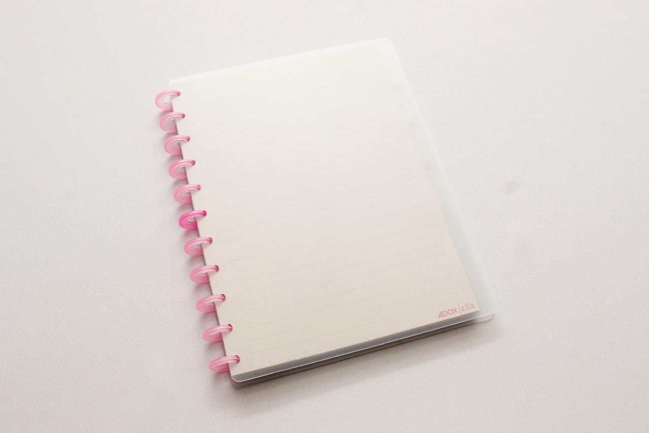 Caderno Inteligente Ella MÉDIO- Adox