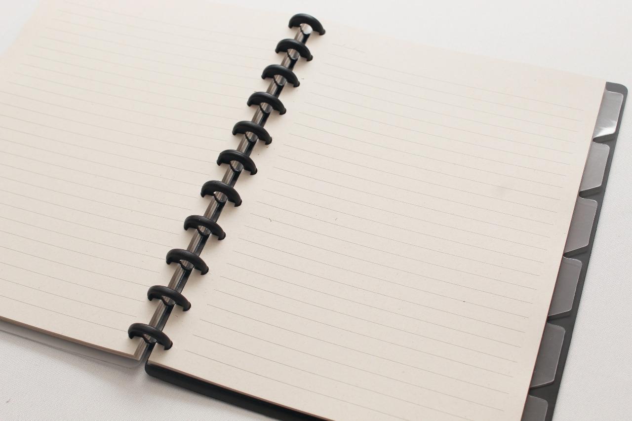 Caderno Inteligente Médio OFFICE -Adox