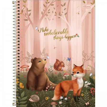 Caderno  Loveland Universitário 10 Matérias- TILIBRA