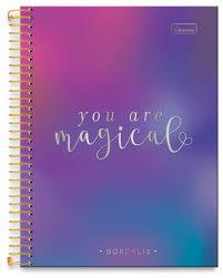 Caderno Magical 01 Mat