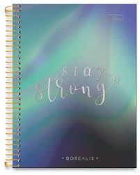Caderno Strong 01 Mat
