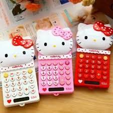 Calculadora HELLO KITTY