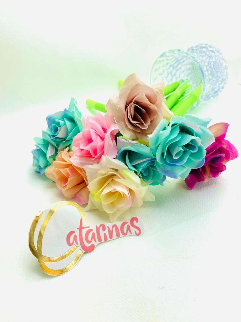 Caneta de Rosas P