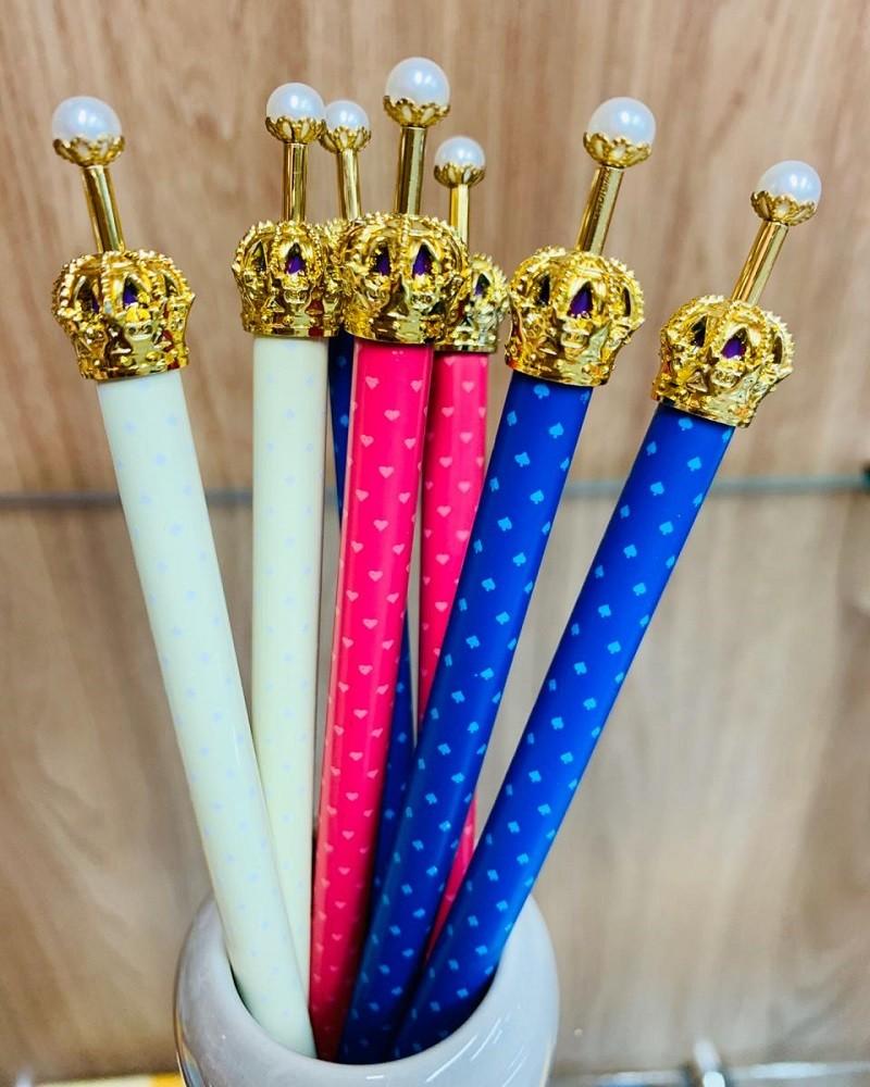 Caneta Luxo Coroa Colors