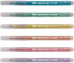 CANETA Mega Hidro Color Pastel- TRIS