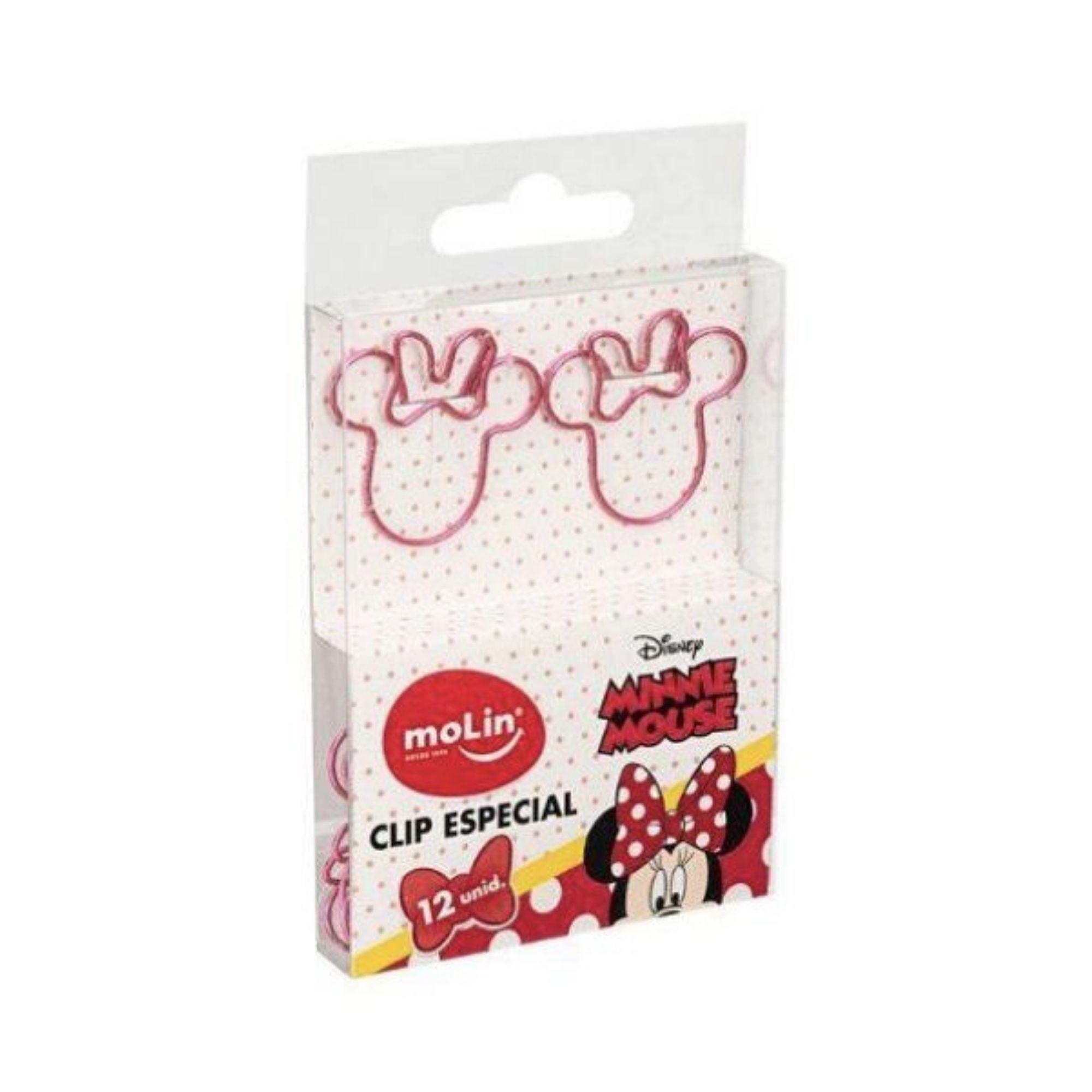 Clips Minnie Vazado