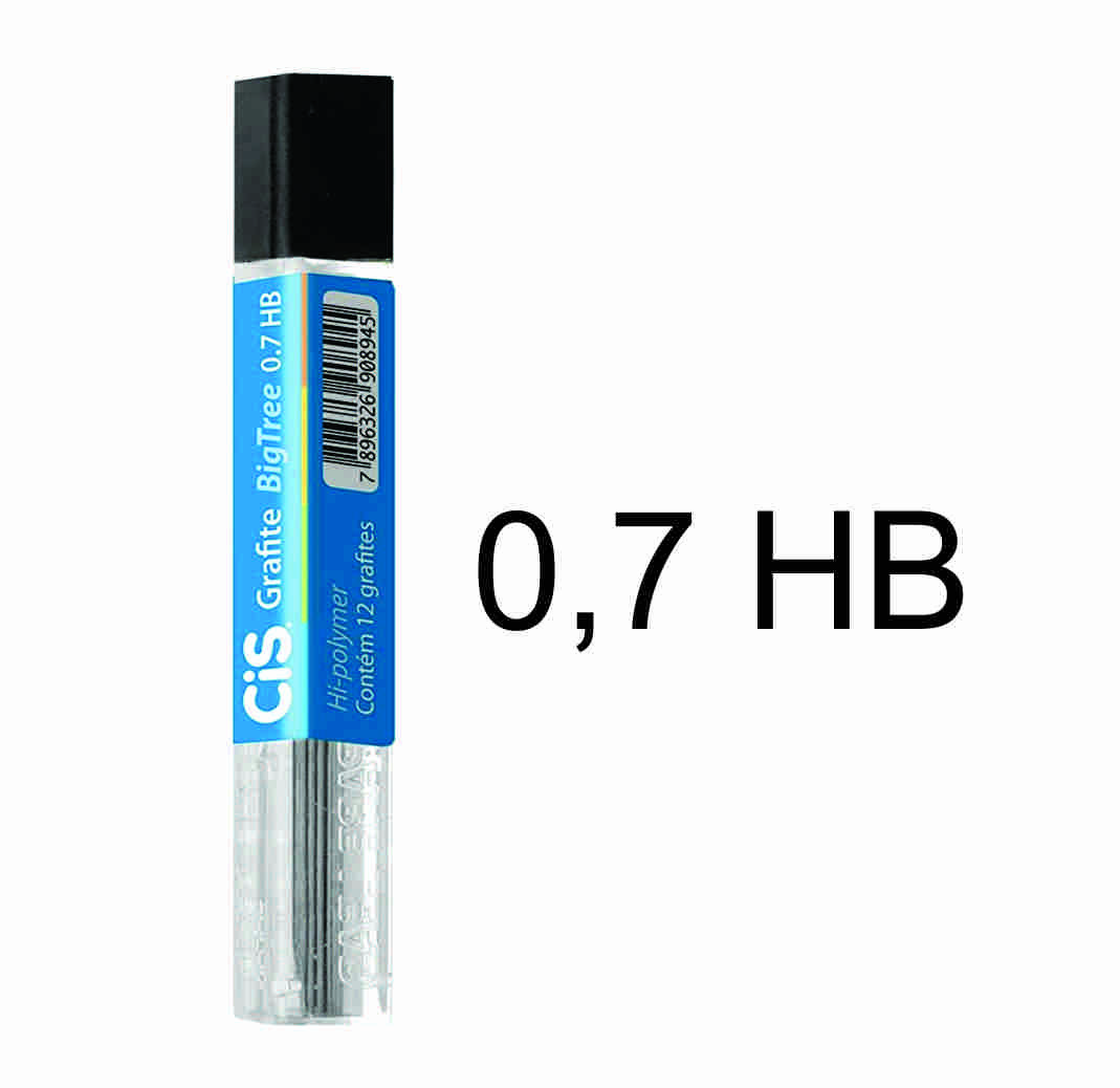 Grafite 0.7mm 2B  Cis Big Tree