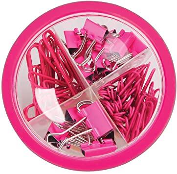 Kit de Escritorio Rosa Pink