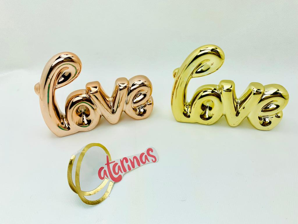 LOVE  para decoração  P