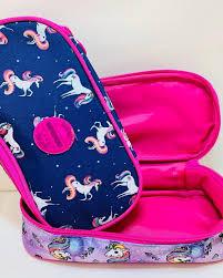 Papel Estojo Case Unicornio -