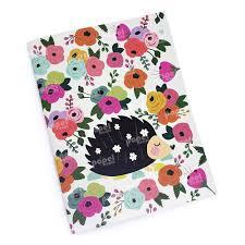 Planner Mensal Floral