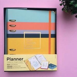 Planner Ótima Allegro A5 -Com Caixa Organizadora