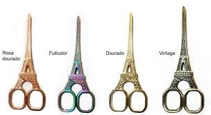 Tesoura Torre Eiffel