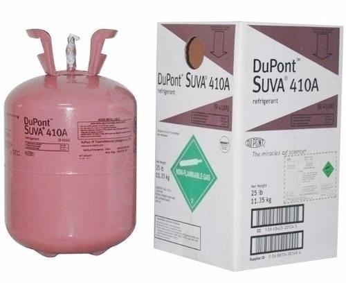 BOTIJA GAS REFRIGERANTE R410A (11,30KG) DUPONT
