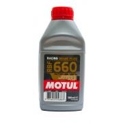 Fluido de Freio DOT 4 660 Motul 500ml