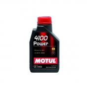 Óleo de Motor Motul 4100 15w50 Power 1L