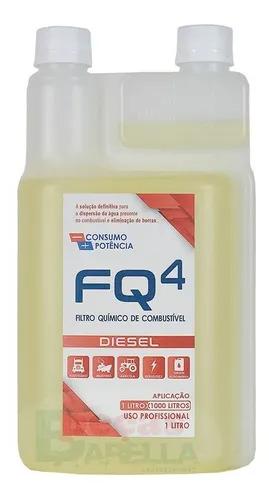 Filtro Químico de Combustível Diesel FQ4  1L