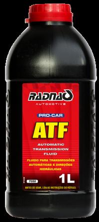 Fluido de Transmissão ATF RADNAQ 7050 1L