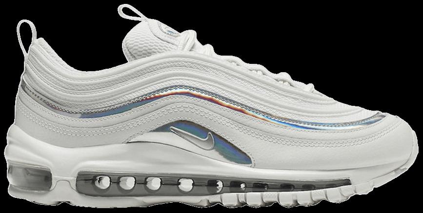 Tênis Nike Air Max 97 White Iridescent