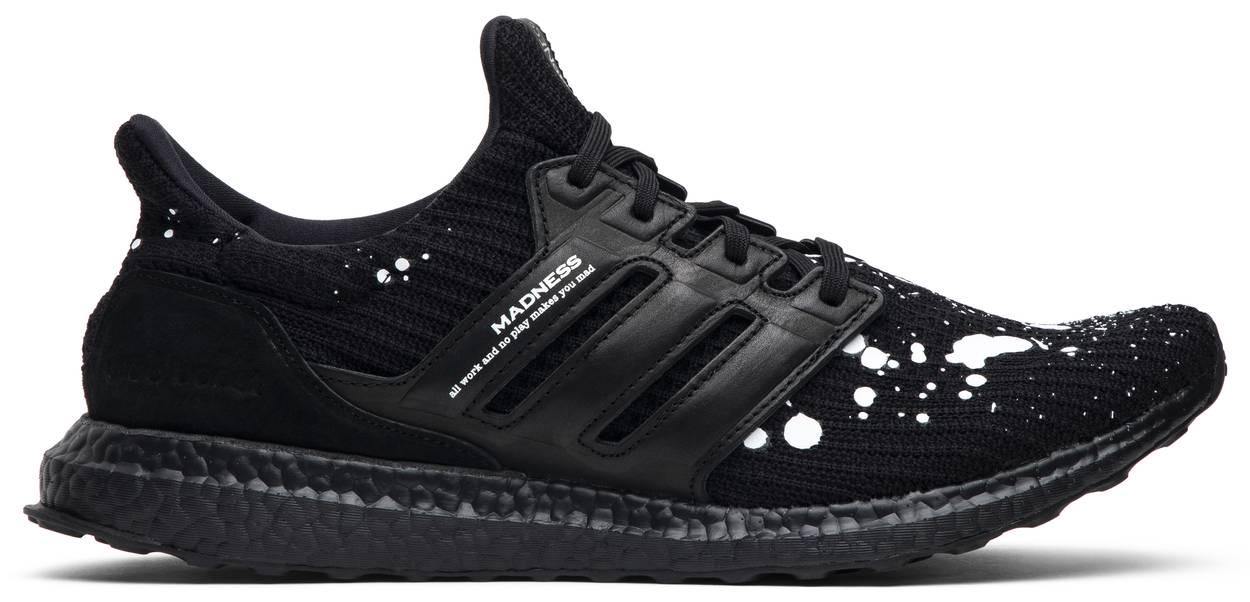 Tênis Adidas Madness x UltraBoost 4.0 Black