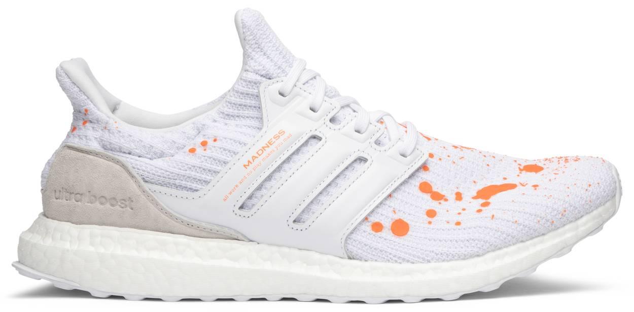 Tênis Adidas Madness x UltraBoost 4.0 White