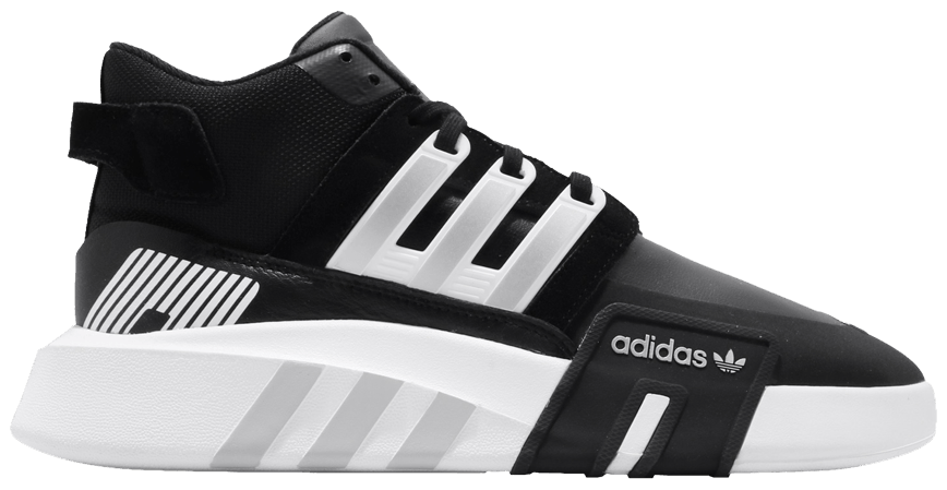 Tênis Adidas EQT Bask ADV V2 Core Black