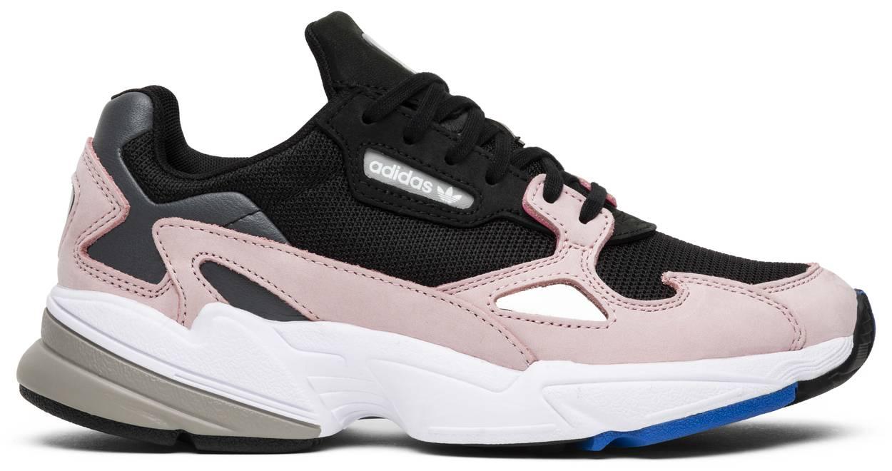 Tênis Adidas Falcon Black Pink