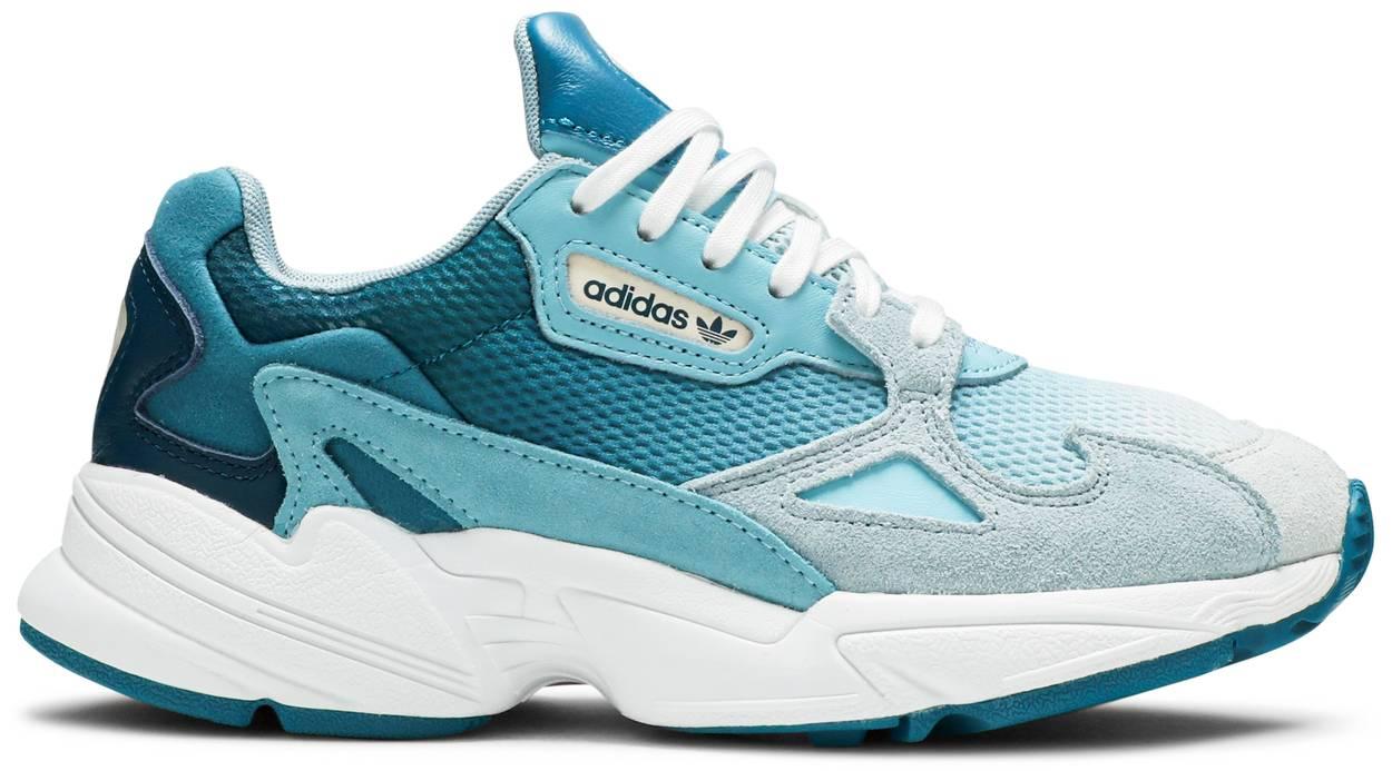 Tênis Adidas Falcon Blue Tint