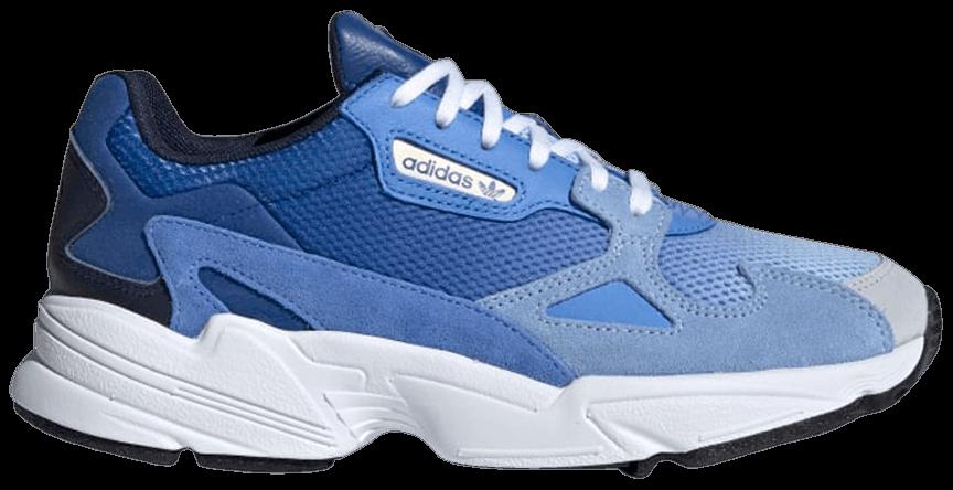 Tênis Adidas Falcon Glow Blue