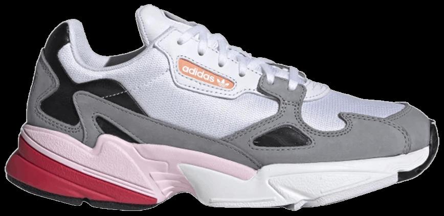 Tênis Adidas Falcon White Grey