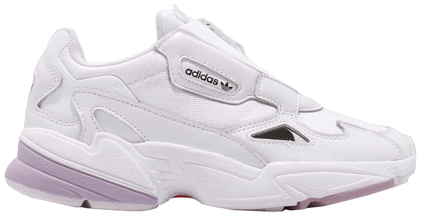 Tênis Adidas Falcon ZIP Footwear White